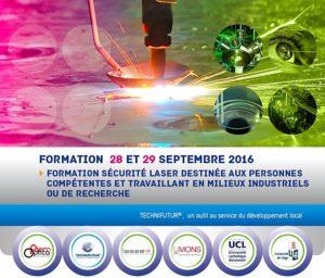 formation-laser