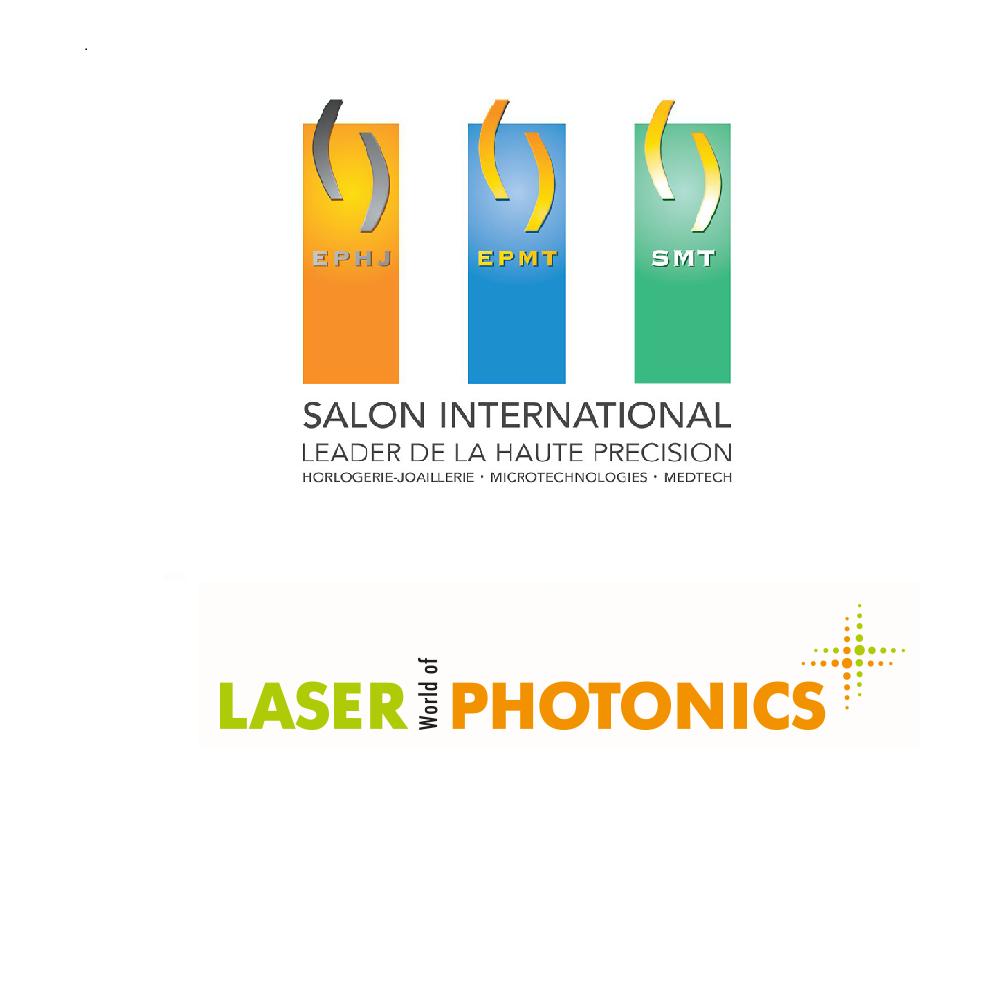 LASEA exposera sur les salons EPMT (G95) et Laser World of Photonics (A3.140)