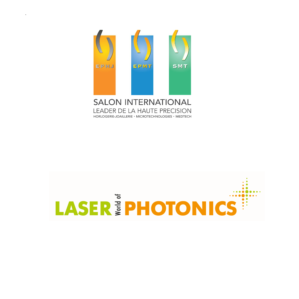 LASEA exposera aux salons EPMT (stand G95) et Laser World of Photonics (stand A3 125)