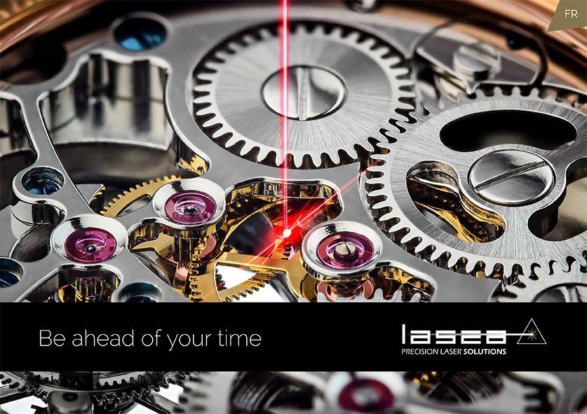 Brochure «Horlogerie»