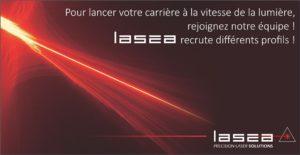 LASEA Belgique recrute !