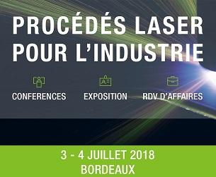 LASEA exposera aux Procédés Laser pour l'Industrie (Stand #19)
