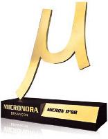 LASEA remporte le Micron d'Or 2018 de Micronora dans la catégorie «Machines-outils»